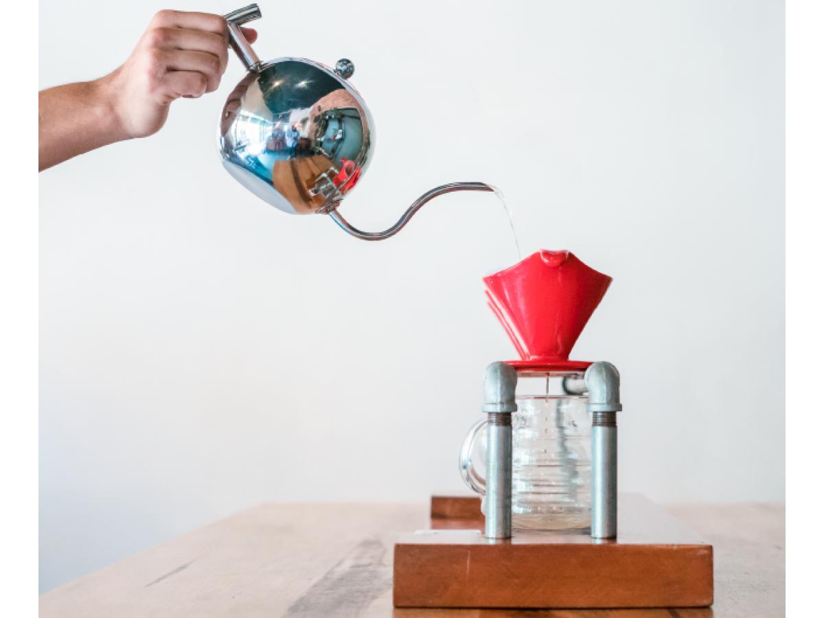 Как приготовить отличный кофе в домашних условиях