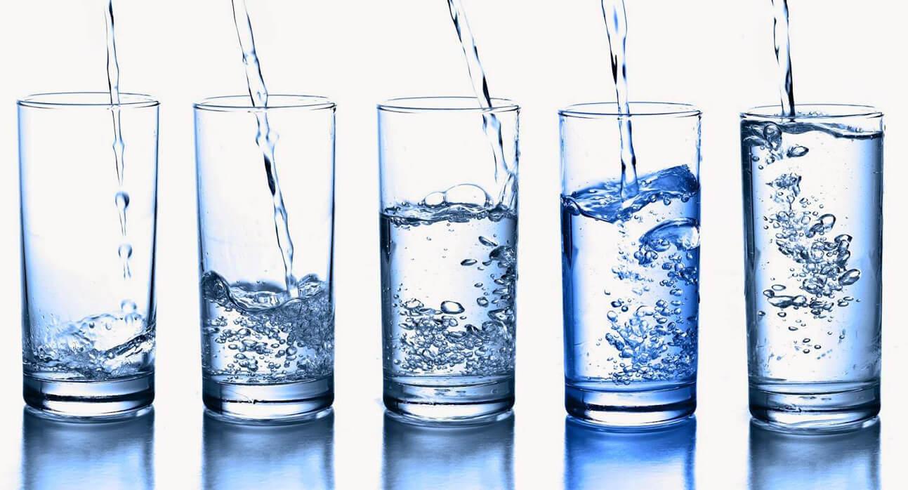 вода для кофе