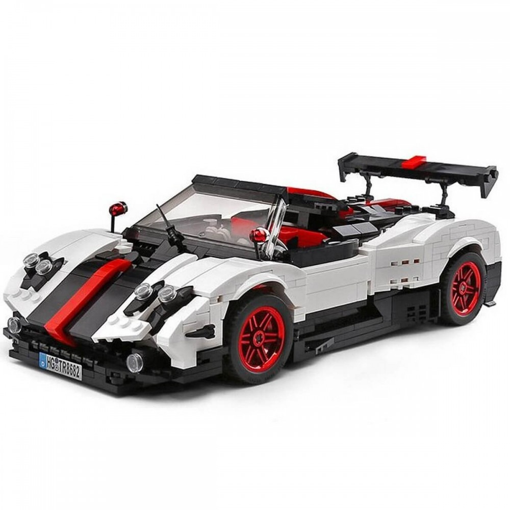Спортивный автомобиль «Пагани Зонда», конструктор Mould King