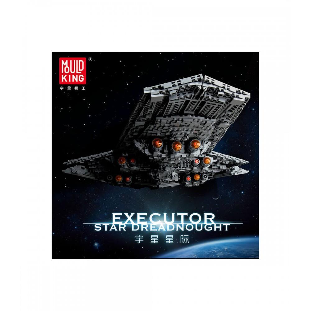 Конструктор Star Wars «Executor» Звёздный суперразрушитель Палач