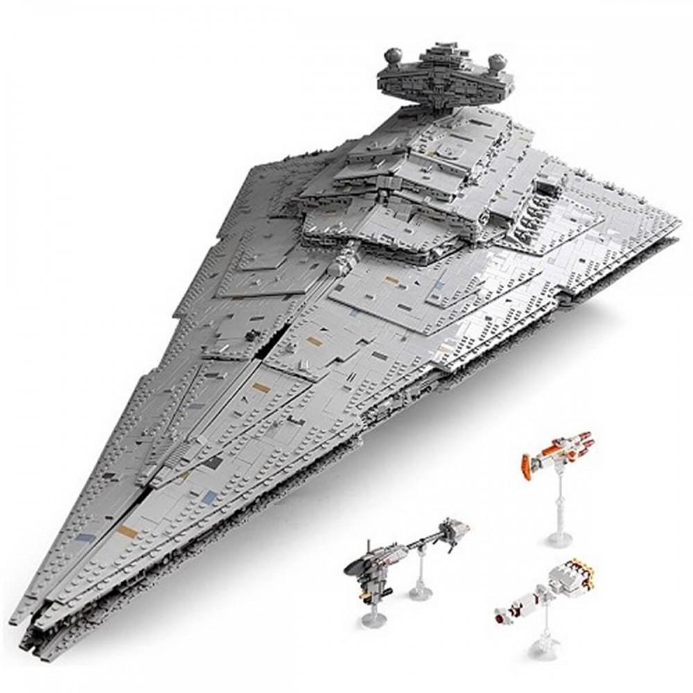 Конструктор Star Wars «Имперский звездный разрушитель Монарх»