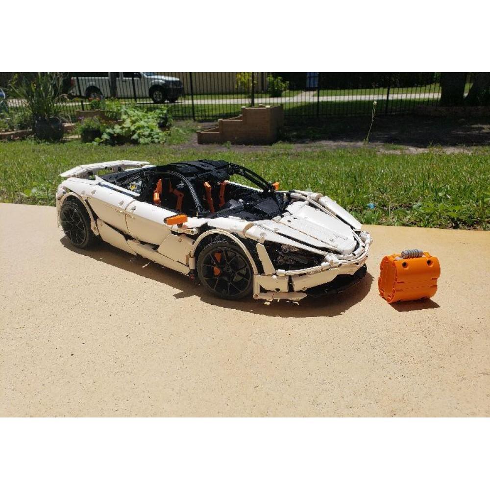 Спортивный автомобиль «McLaren P1 720S», конструктор Mould King на радиоуправлении