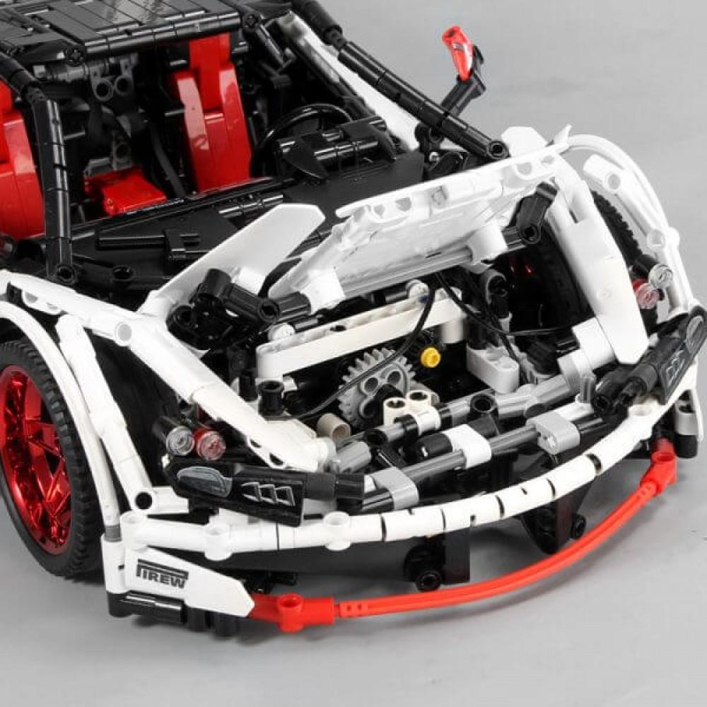 Спортивный автомобиль «ICARUS», конструктор Mould King на радиоуправлении