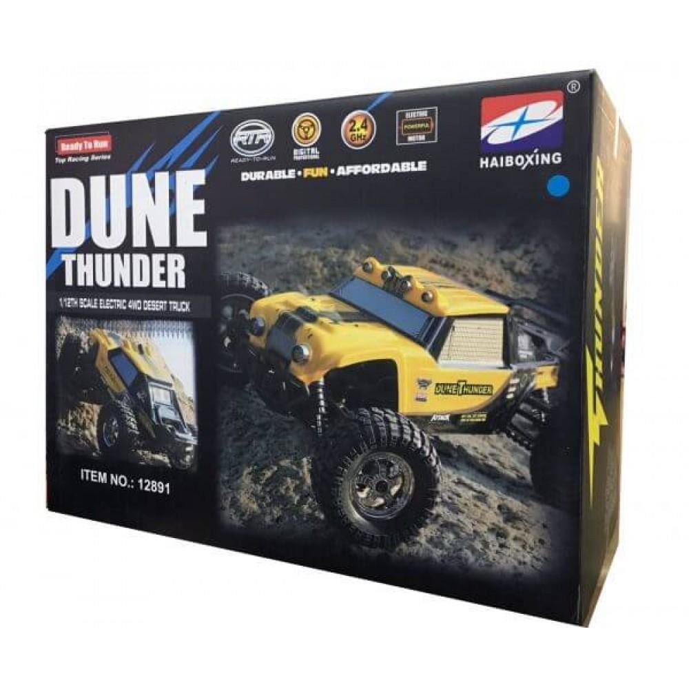 Dune Thunder, внедорожник на радиоуправлении HBX RC