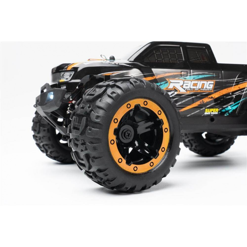 Brushless Monster Truck, внедорожник на радиоуправлении RC Car RTR
