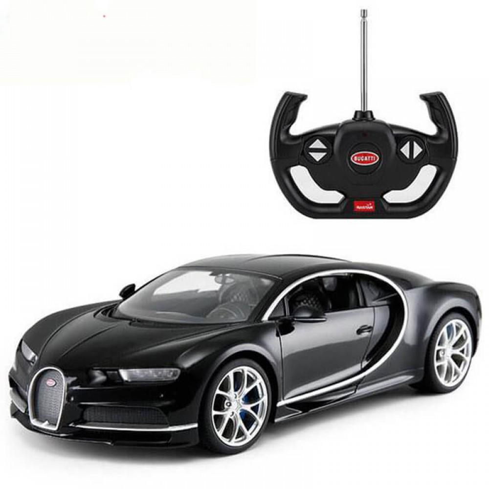 Машинка на радиоуправлении Bugatti Chiron