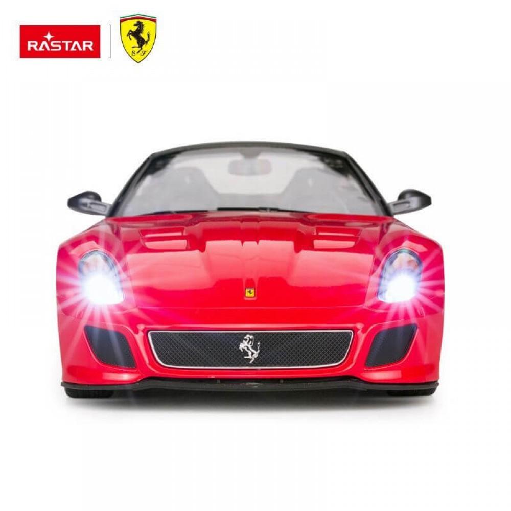 Машинка на радиоуправлении Ferrari 599 GTO