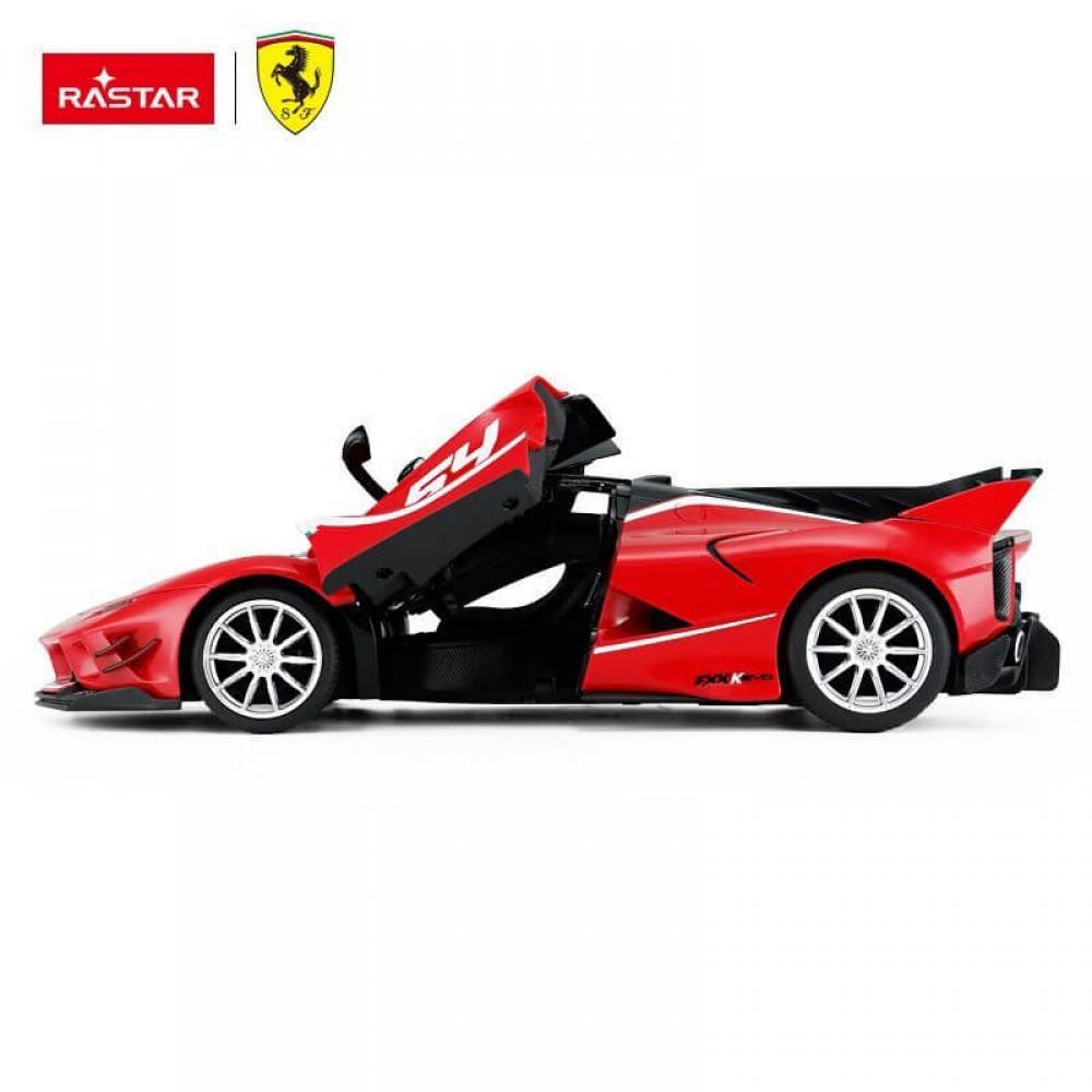 Машинка на радиоуправлении Ferrari FXX K EVO Rastar