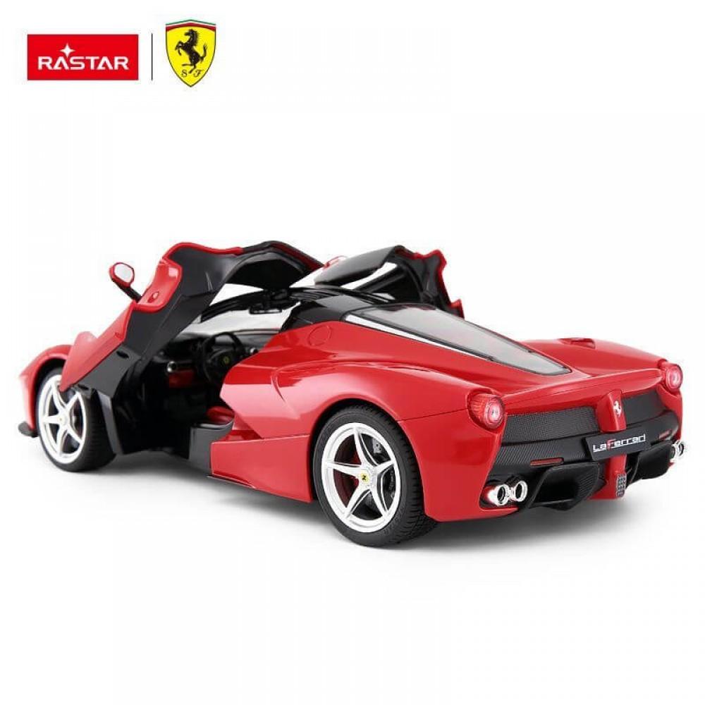 Машинка на радиоуправлении Ferrari LaFerrari Rastar