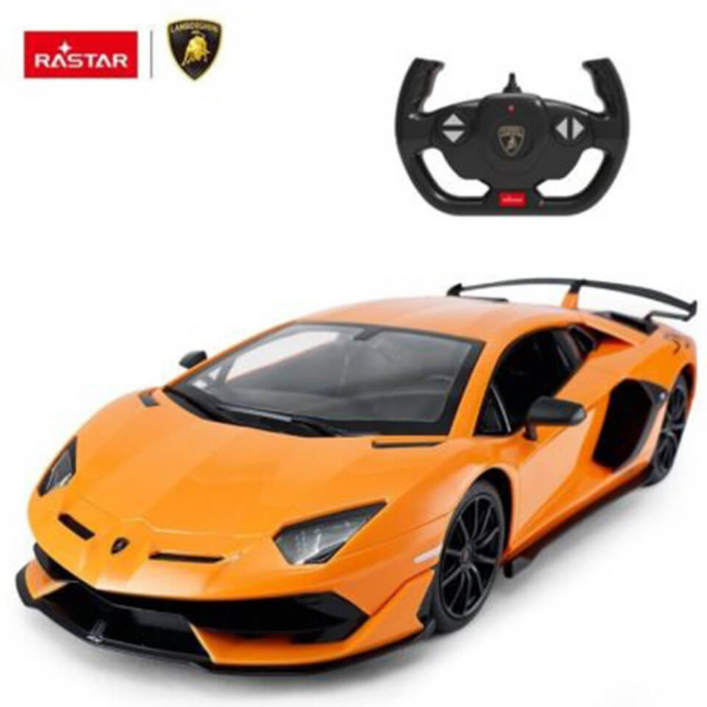 Радиоуправляемая машинка «Lamborghini Aventador SVJ» Rastar