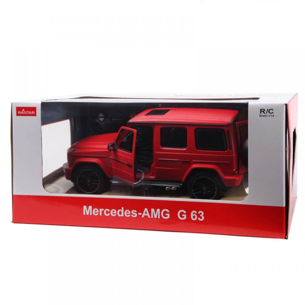 Машинка на радиоуправлении Mercedes-Benz G63