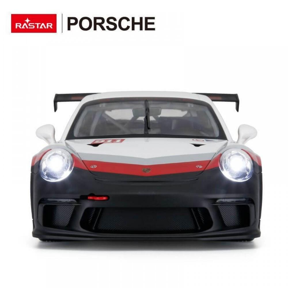 Машинка на радиоуправлении Porsche 911 GT3 CUP Rastar