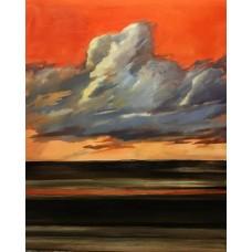 """Купить картину маслом """"Cloud""""  65х80"""