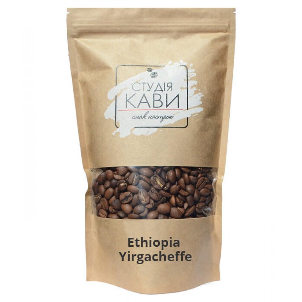 Кофе в зернах Ethiopia Yirgacheffe