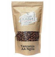Кофе в зернах Tanzania AA Ngila