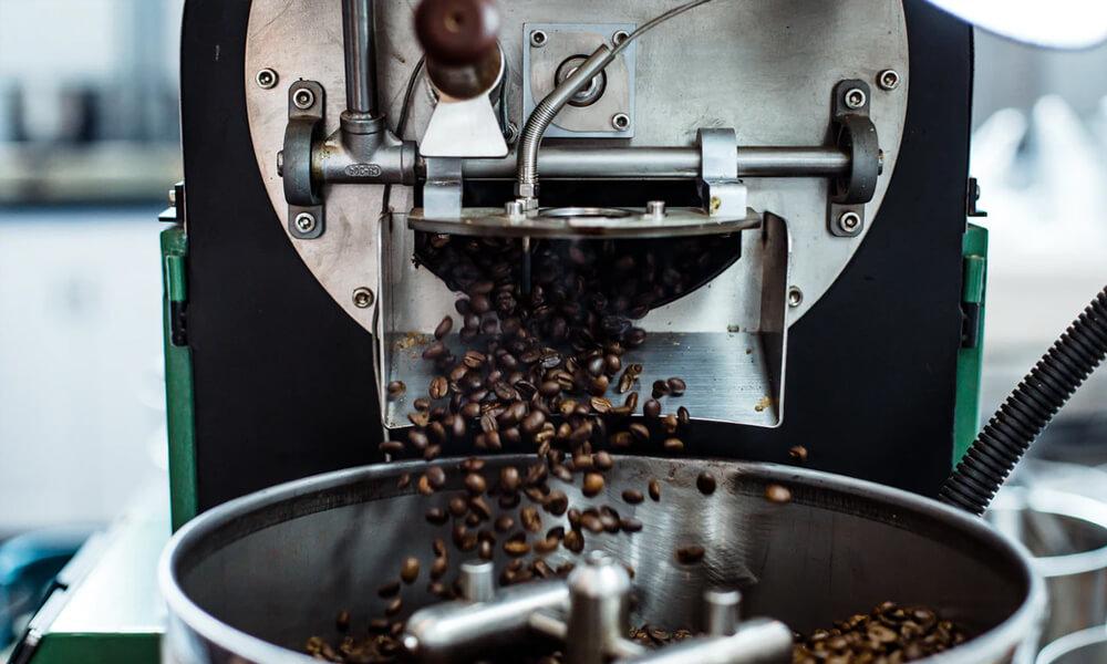 свежеобжаренный кофе в зернах Украина